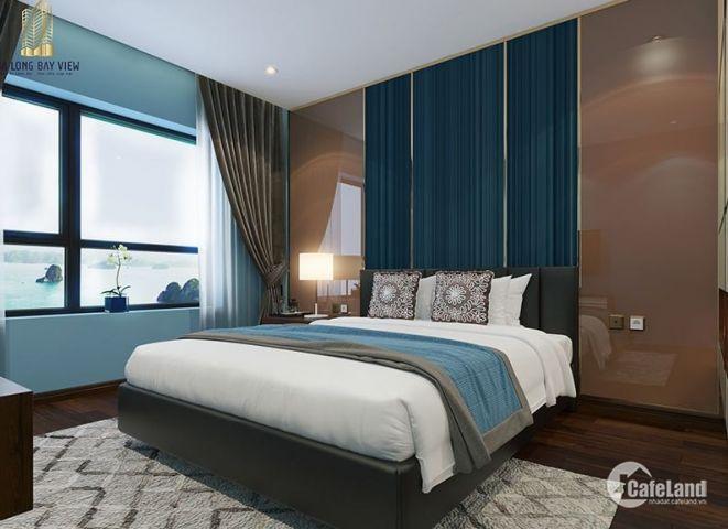 Cần bán căn hộ siêu đẹp tại Hạ Long - giá 520 triệu - sổ đỏ vĩnh viễn