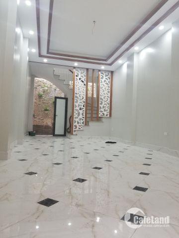 Bán Nhà Vừa Xây Xong Phố Đê Trần Khát Chân DT 39,8m2 , MT 3,7m 4,65 tỷ
