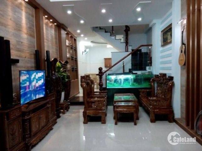 Chỉ hơn 3 tỷ có ngay nhà Trương Định MT4m, 54m2 x 4 tầng.