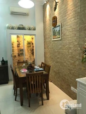 Bán nhà đẹp Trương Định gần mặt phố - DT 53m2 x 4 tầng- MT 4m- Giá 3,4 tỷ.