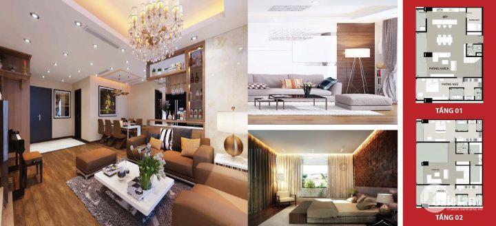 Bán căn hộ cao cấp penhouse nằm trên tầng 25 của chung cư F. Home trung tâm Đà Nẵng. LH: 0905078579