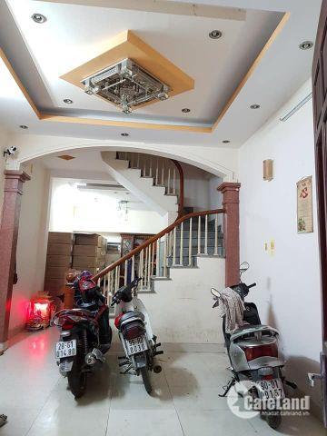 Bán nhà riêng phố Đại Từ, Hoàng Mai, 40m2 x 4T, ô tô ngay nhà-2,4 tỷ -SĐCC
