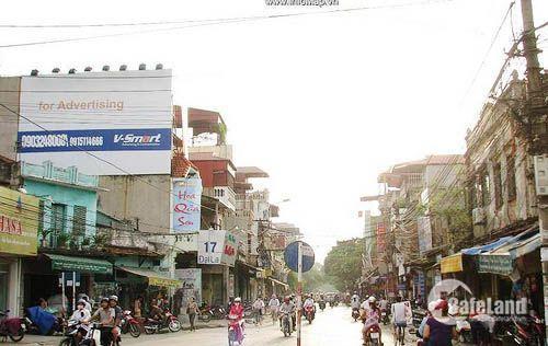 Nhà mặt phố Trương Định đối diện chung cư, kinh doanh đỉnh, 155m2, mặt tiền 7m chỉ 20.5 tỷ