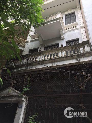 Bán gấp nhà 4x80m2 phân lô ô tô tránh phố Kim Đồng, kinh doanh – văn  phòng đỉnh chỉ 7.5 Tỷ