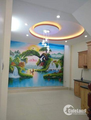Nhà đẹp Trương Định, 45m, 5T, ô tô tránh