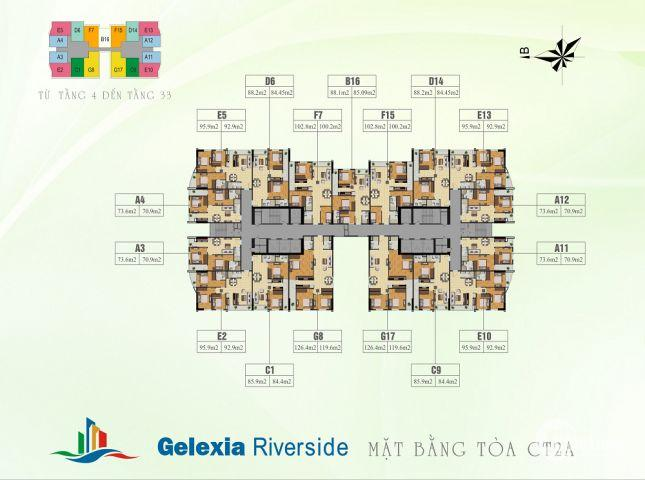 GĐ đi Mỹ định cư cần bán 2 căn hộ  ở 885 Tam Trinh CT2A 911(70.9m2),2007(100,2m2). Gía chỉ từ 18tr/m2.0966316153