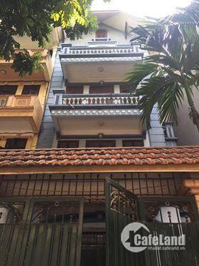 Bán nhà liền kề KĐT Định Công. 85m2 x 5 tầng. bàn giao nhà luôn. Đường lớn đẹp