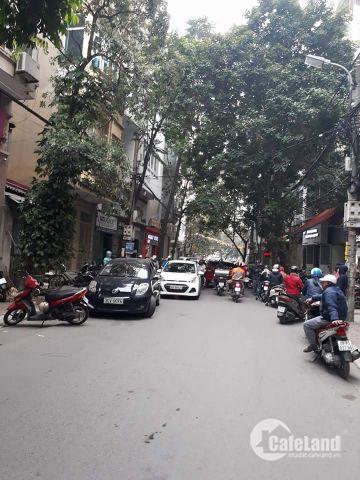SIÊU PHẨM mặt phố, kinh doanh sầm uất, ô tô tránh phố Nguyễn Chính.