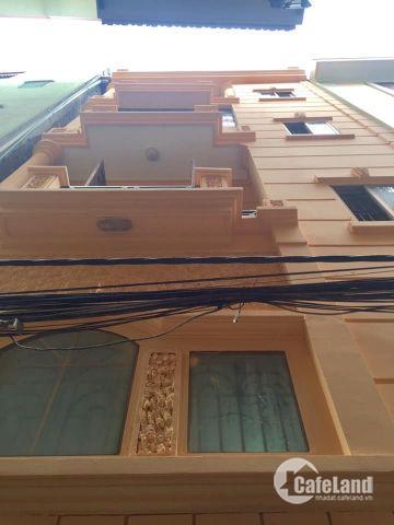 Bán nhà phố Định Công Thượng, 38m2, 5 tầng, mt 5.7 m, 2.9 tỷ.