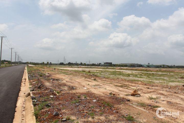 Đất Củ Chi mặt tiền đường Quốc Lộ 22 ngay khu công nghiệp Tân Phú Trung