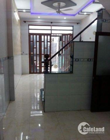 Bán gấp căn nhà 2 lầu hẻm Nguyễn Văn Bứa rộng 12m giá 1ty750