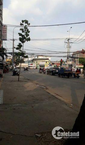 Bán gấp nhà 1 tret 2 lầu MT đường Nguyễn Văn Bứa, 110m2, SHR