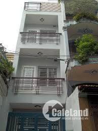Bán nhà phố 1 trệt 2 lầu, 5*17m, sổ hồng riêng mt Nguyễn Văn Bứa