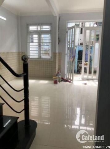 Nhà bán hẻm 2056 Huỳnh Tấn Phát, Nhà Bè, Tp.HCM. DT 3m x 8m, nở hậu, 2 lầu, 3PN giá 2.25 tỷ