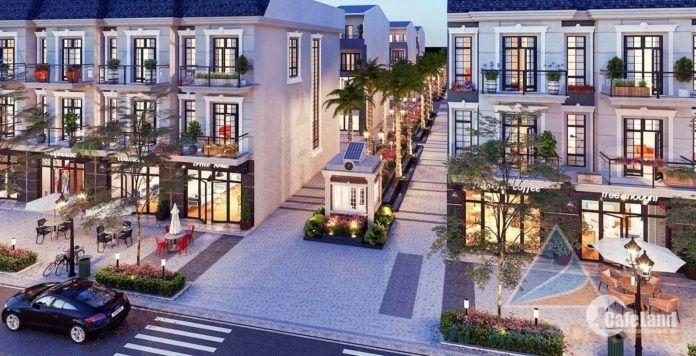 Bán Shophouse Infinity, nơi khẳng định đẳng cấp, shophouse đầu tiên tại vùng Tây Bắc
