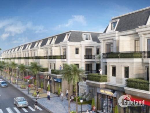 Siêu dự án nhà phố thương mại bật nhất đà thành