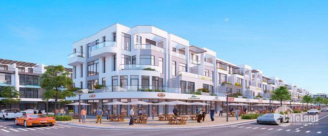 Gia đình sang Singapore bán gấp nhà mặt tiền đường Hoàng Thị Loan 42m