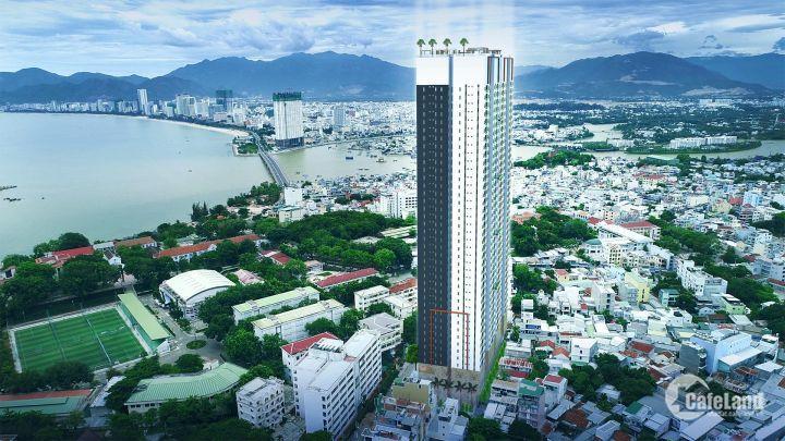 Bán CHung Cư View biển Nhập Khẩu Nha Trang giá gốc không chênh chỉ 1.2 tỷ/2pn