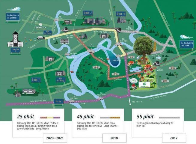 swanpark dự án bất động sản mở ra xu thế khu đô thị hiện đại kết hợp nghỉ dưỡng bậc nhất.