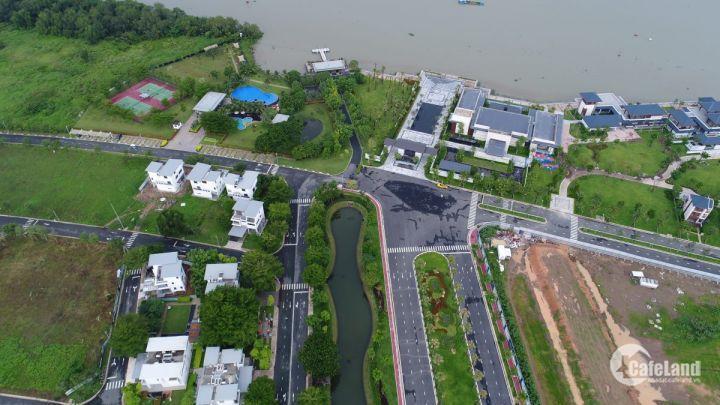 Biệt thự Nhơn Trạch-Đồng Nai, Khu nghỉ dưỡng ngay khu Đông Sài Gòn