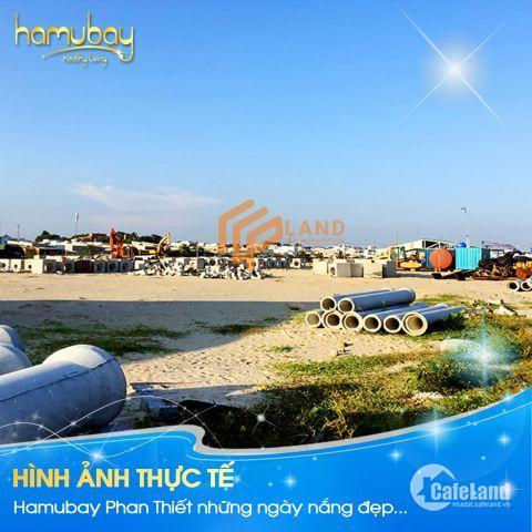 Hot nhận đặt chỗ 50 triệu/lô, siêu dự án Hamubay, mặt tiền biển Phan Thiết