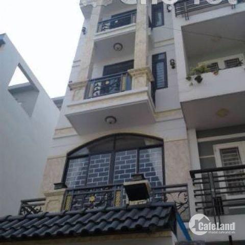 Định cư nước ngoài bán nhà HXH Đinh Công Tráng,P.Tân Định,Q1