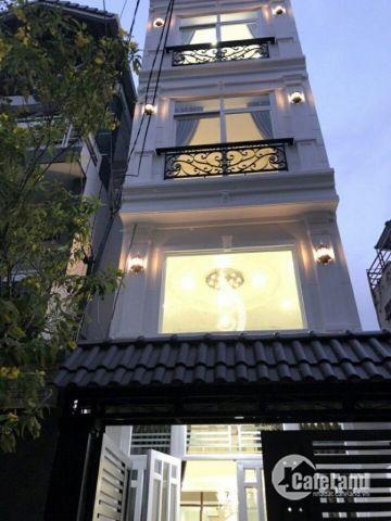 Chính chủ bán gấp mặt tiền Lê Thị Hồng Gấm, P. Nguyễn Thái Bình, Quận 1, DT: 4x20m giá 39.5 tỷ