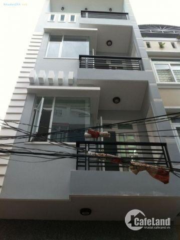 Bán nhà hẻm 29 đường Đinh Công Tráng P.Tân Định