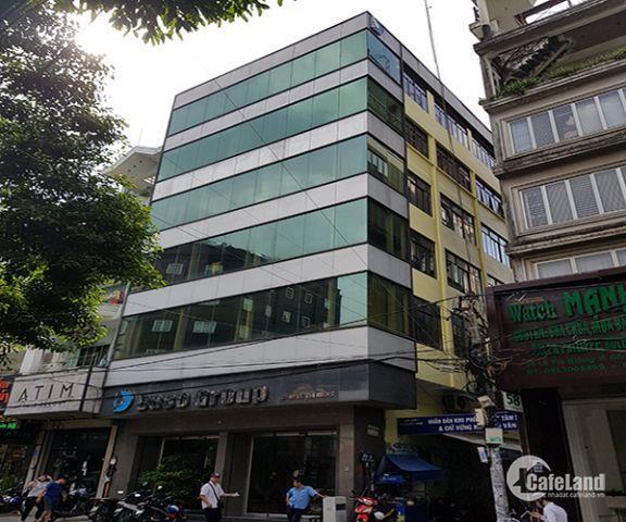 Mặt tiền Nguyễn Công Trứ, P. Nguyễn Thái Bình, Quận 1, DT: 8.5x18.5m, xây 4 tầng, Giá 78 tỷ