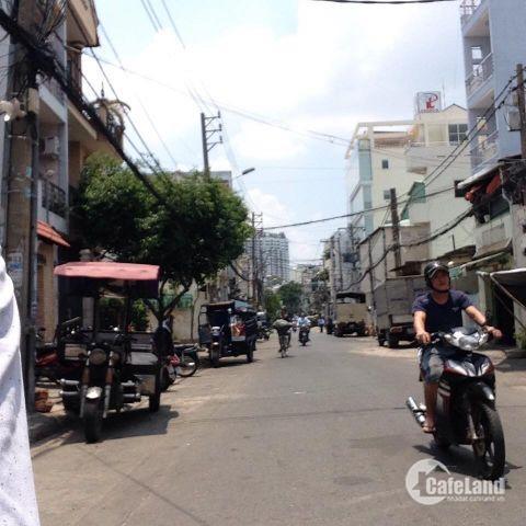 Cần bán gấp nhà MT Thạch Thị Thanh, DT: 4x20, Hầm+4 lầu, giá 20.5 Tỷ