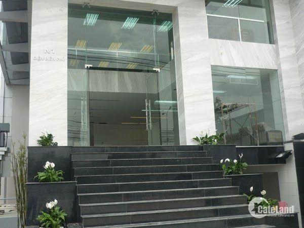 Tòa nhà MT Nguyễn Văn Thủ, Q.1, Dt: 7.8x20, 6 lầu, HĐ thuê 10.000$/tháng