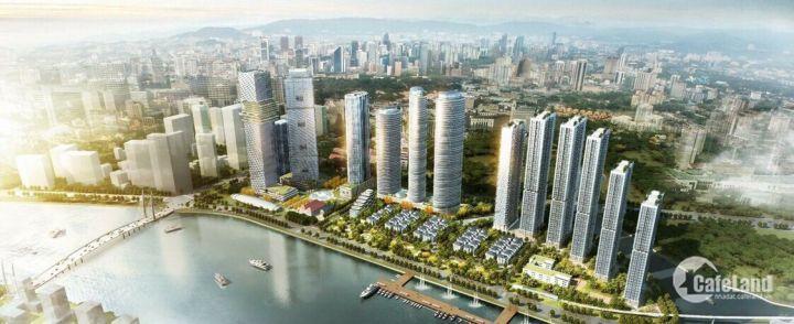 THÔNG TIN THẬT! Bán gấp căn hộ Vinhomes Ba Son quận 1 DT 69m2 2PN giá cam kết tốt nhất dự án
