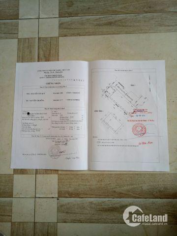 Cần bán gấp nhà mặt tiền đường Nguyễn Thị Minh Khai, phường Bến Nghé, Q1.