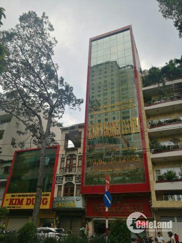 Bán gấp nhà 2 mặt tiền đường Hai Bà Trưng, Đa Kao, Quận 1,8x20m, 10.000$/th,giá rẻ chỉ 85 tỷ