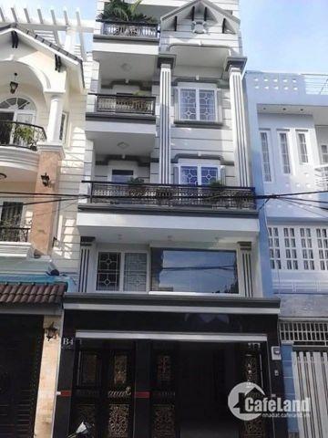 Chính chủ cần bán gấp nhà MT Lê Thị Hồng Gấm, 81.2m2, 4 lầu, giá chỉ 38 Tỷ