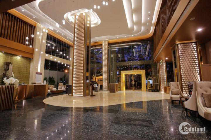 Chính chủ cần bán gấp khách sạn phường Phạm Ngũ Lão, 8 lầu, 23 phòng, giá 53 Tỷ