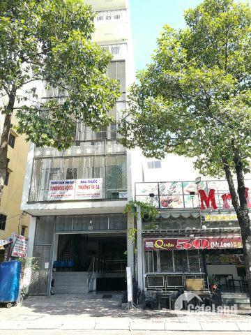 Bán gấp nhà 2 mặt tiền đường Calmette, P Nguyễn Thái Bình,Quận 1;4x16m,giá rẻ 30.5 tỷ