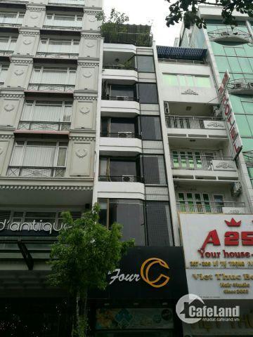 Chính chủ bán gấp biệt thự Mặt tiền Đặng Tất, Tân Định, Quận 1; 8x20m,hầm 3 lầu, Giá chỉ 45 tỷ