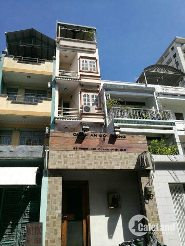 Bán gấp nhà góc 2 Mặt tiền đường Nguyễn Đình Chiểu - Hoàng Sa, Đa Kao, Quận 1;6.7x18m,4 lầu, Giá rẻ 35.5 tỷ,