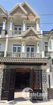Nhà riêng 90m2 ( 1 trệt 2 lầu) Tô Hiến Thành, quận 10, 4,1 tỷ. LH 0889617449.
