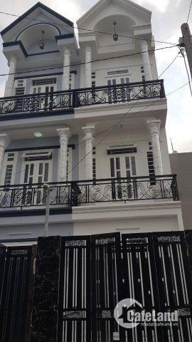 Bán nhà mới hoàn thiện đường TTH 7, gần Metro Hiệp Phú, giá 1,65 tỷ