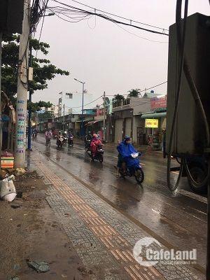 Nhà nát 7 x 20m giá 9 tỷ 600tr mặt tiền đường Nguyễn Thị Búp, đường nhựa 12m thông.