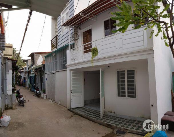 Nhà đẹp mới xây dựng ở quận 12 giáp Gò Vấp