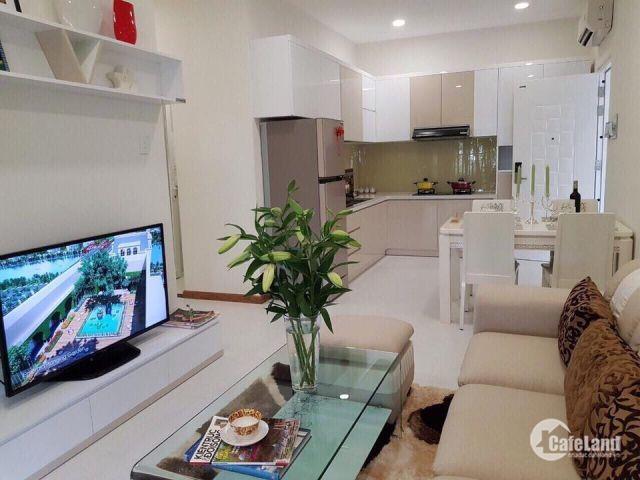 Sở hữu căn hộ trung tâm Quận 12 với giá chỉ 20 triệu /m2