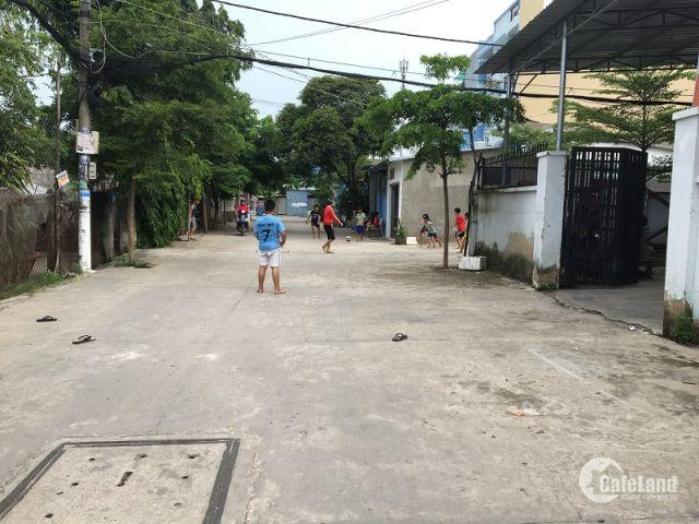 Bán nhà vị trí đẹp đúc 3 tấm, giá 8.8 tỷ,MT đường Nguyễn Thị Tràng , P. HT, Q12