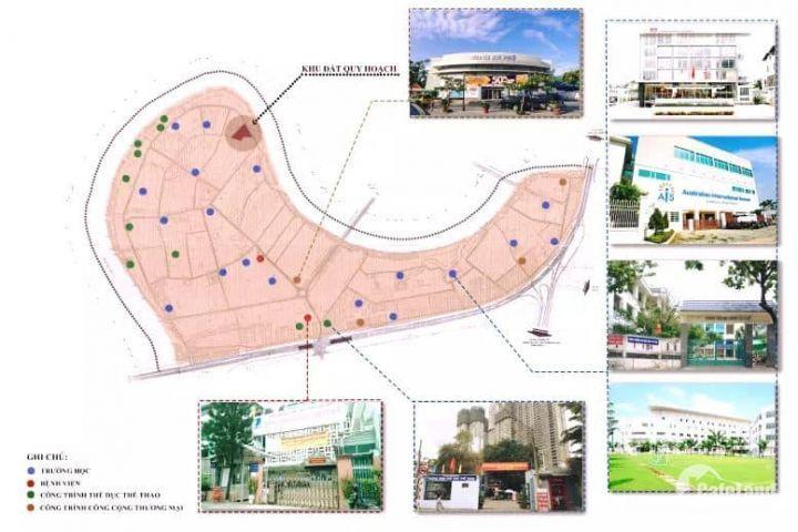 Chỉ có duy nhất 17 căn shophouse village trên mặt tiền Nguyễn Văn Hưởng, Thảo Điền
