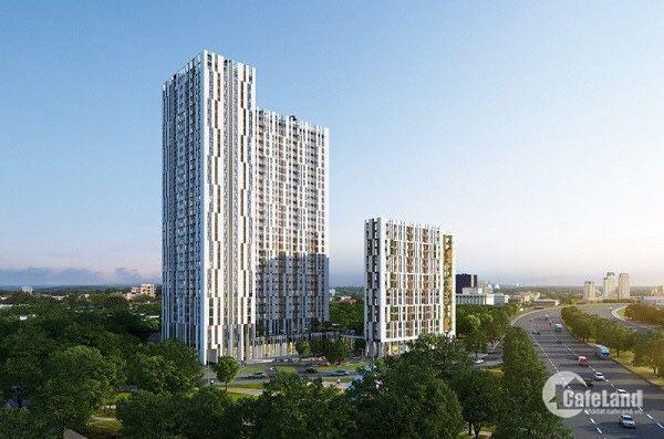 Bán nhanh căn hộ 88m2, Centana Thủ Thiêm, tầng 22, chỉ 3,1 tỷ bàn giao nhà T12/2018