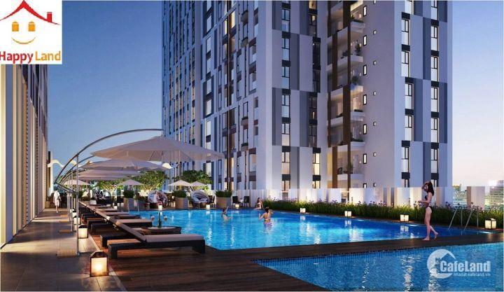 Bán gấp căn hộ 2PN, 55 m2 với giá chỉ 1.9 tỷ tại Quận 2 (Centana Thủ Thiêm), Mặt tiền Mai Chí Thọ.