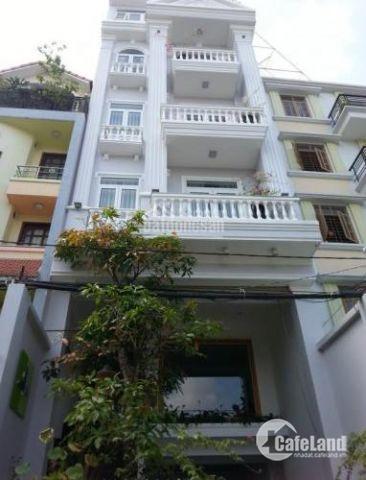 Bán nhà 2MT Võ Văn Tần, P5, Q.3. DT: 4x15m, 4 tầng, giá 25 tỷ
