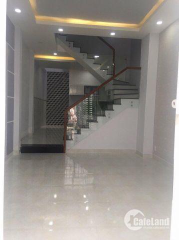 HIẾM - nhà 3 lầu BTCT Q3 Nguyễn Thị Minh Khai, 3.5 tỷ